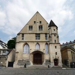 Ancien couvent des Cordeliers, actuellement Musée Dupuytren - English: Paris, 6th arrondissement, France. Couvent des Cordeliers.