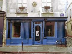 Débit de boisson  dit Au petit Maure - Français:   Rue de Seine (n°26) - Paris VI