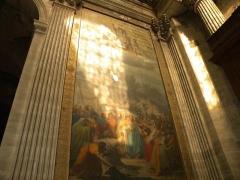 Eglise Saint-Sulpice - Paris, France, Eglise Saint Sulpice (interior 1)