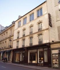 Immeuble - Français:   Immeuble 38 rue Bonaparte