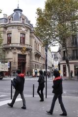 Immeuble du Cercle de la Librairie - Français:   Boulevard Saint-Germain, 117: immeuble du Cercle de la Librairie