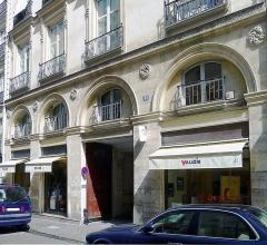 Immeuble - Français:   Rue de Seine (n°41) - Paris VI