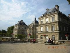 Palais du Luxembourg, actuellement Sénat - Paris, France, Palais du Luxembourg (2)
