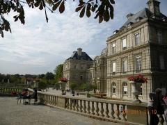 Palais du Luxembourg, actuellement Sénat - Paris, France, Palais du Luxembourg (1)