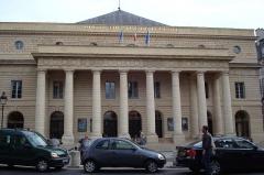 Théâtre de l'Odéon -  w:Odéon theatre in w:Paris, France