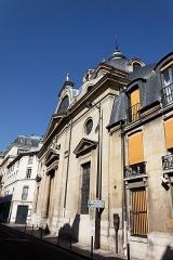 Ancienne abbaye de Penthemont, actuellement ministère des anciens combattants -  Un monument historique dans le 7ème arrondissement de Paris.
