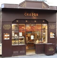 Boucherie Chevaline - Deutsch: Chapon Konditorei am 69 rue du Bac in Paris (7. Arrondissement).