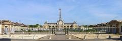 Ecole Militaire - Français:   École Militaire - Paris VII