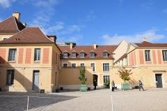 Hôpital Laënnec -  Hôpital Laennec de Paris