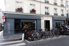 Horlogerie -  Un monument historique dans le 7ème arrondissement de Paris.