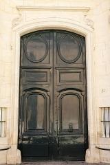 Hôtel de Beauffremont -  Un monument historique dans le 7ème arrondissement de Paris.