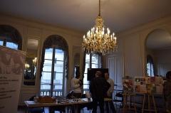 Ancien hôtel de Courteilles ou de Rochechouart, actuellement ministère de l'éducation nationale -  Hôtel de Rochechouart