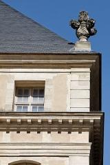 Hôtel des Invalides -  Une vue des Invalides.