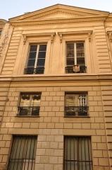 Hôtel Kinski ou Kunsky - English: Hôtel Kinski or Kunsky, located at n° 53 rue Saint-Dominique in the 7th district of Paris, France Built in 1772 by architecte Claude-Nicolas Ledoux.