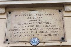 Hôtel de Périgord -  Un monument historique dans le 7ème arrondissement de Paris.