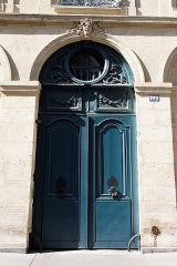 Hôtel de Sainte-Aldegonde - Français:   L\'hôtel de Sainte-Aldegonde, 102 rue du bac.