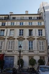 Maison -  Un immeuble.