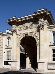 Mairie annexe du septième arrondissement -  Un monument historique dans le 7ème arrondissement de Paris.