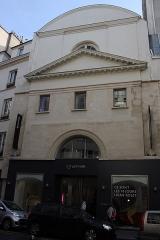 Monastère de l'Immaculée Conception ou des Récollettes - Deutsch: ehemaliges Kloster 83/85, rue du Bac in Paris (7. Arrondissement)