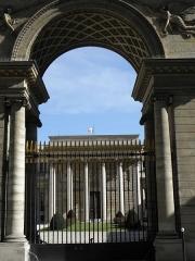 Ancien hôtel de Salm, actuel Palais de la Légion d'Honneur - Français:   L\'Hôtel de Salm, Palais de la Légion d\'Honneur à Paris (75007).