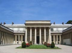 Ancien hôtel de Salm, actuel Palais de la Légion d'Honneur - English: Hôtel de Salm, Grande Chancellerie de la Légion d'Honneur, in Paris, France