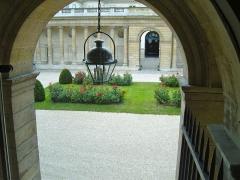 Ancien hôtel de Salm, actuel Palais de la Légion d'Honneur - Français:   Hôtel de Salm (actuel Palais de la Légion d\'honneur)