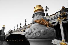 Pont Alexandre III - Français:   Pont Alexandre-III