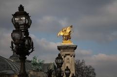 Pont Alexandre III - Pont Alexandre-III - Paris - France