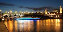 Pont Alexandre III - Pont Alexandre-III