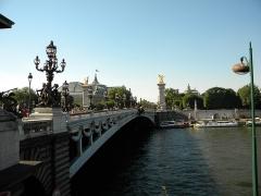 Pont Alexandre III - Paris, France. Pont Alexandre III (2) (PA00088798)