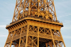 Tour Eiffel - This building is indexed in the Base Mérimée, a database of architectural heritage maintained by the French Ministry of Culture, under the reference PA00088801 .