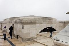 Arc de Triomphe de l'Etoile -  Vue de l\'Arc de Triomphe de l\'étoile.