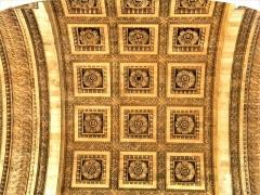 Arc de Triomphe de l'Etoile - Français:   Paris, France. ARC de TRIOMPHE de l\'Etoile. (PA00088804) (detaliu 2)
