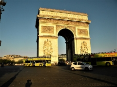 Arc de Triomphe de l'Etoile - English: Paris, France. ARC de TRIOMPHE de l'Etoile. (PA00088804)