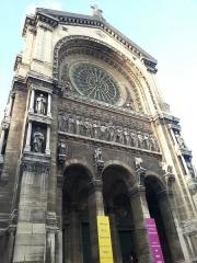 Eglise Saint-Augustin - Français:   Église Saint-Augustin