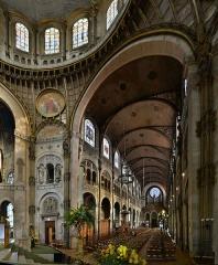 Eglise Saint-Augustin - Français:   Église Saint-Augustin, interieur