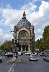 Eglise Saint-Augustin - Français:   L\'église Saint-Augustin à Paris, VIIIe arrondissement.
