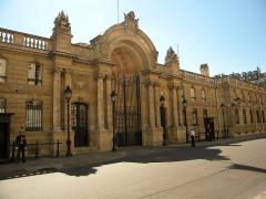 Palais de l'Elysée - Français:   Paris, France. PALAIS ELYSEE (facade)(PA00088876)
