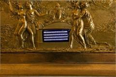 Palais de l'Elysée - Français:   Détail de l\'horloge Mort de Phaéton.