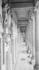 Petit Palais, actuellement musée des Beaux-Arts de la Ville de Paris - Français:   Façade du Petit Palais, Paris