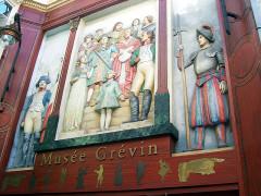 Musée Grévin (voir aussi : passage Jouffroy) - Italiano: Parigi - Musee Grevin