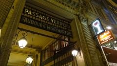 Passage Jouffroy (voir aussi : musée Grévin) - Passage Verdeau, Paris