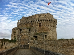 Château de la Reine Anne - Español: Castillo de Dinan
