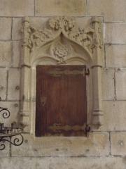 Eglise Saint-Malo - Tabernacle à l'église Saint-Malo de Dinan (22).