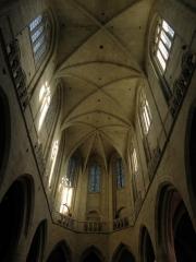 Eglise Saint-Malo - Français:   Chœur de l\'église Saint-Malo de Dinan (22).