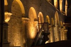 Eglise Saint-Sauveur - Basilique Saint-Sauveur (Classé)