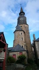 Tour de l'Horloge -  Tour de l'Horloge (Dinan)