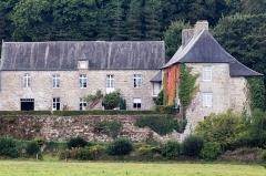 Manoir de la Noë-Sèche - Français:  Manoir de la Noë-Sèche à Le Fœil (France).