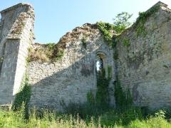 Ancienne abbaye Sainte-Croix - Abbaye Sainte-Croix, Guingamp, Cotes d'Armor, France