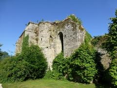 Ancienne abbaye Sainte-Croix - Abbaye Sainte-Croix, Gunigamp, Cotes d'Armor, France